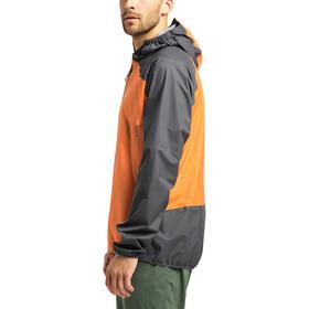 Haglöfs L.I.M Comp Jacket Men flame orange/magnetite